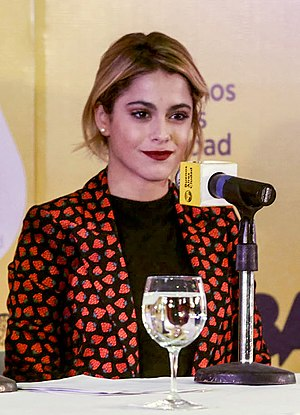 Martina Stoessel - Stoessel in April 2014