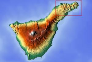 Macizo de Anaga - Macizo de Anaga in Tenerife.