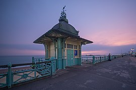 Madeira Terrace And Madeira Walk And Lift Tower And Related Buildings April 2018 03.jpg