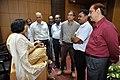 Madhuvanti Ghosh and Participants in Discussion - VMPME Workshop - Science City - Kolkata 2015-07-17 9365.JPG