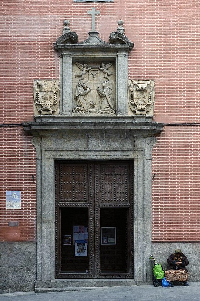 Convento de las Carboneras del Corpus Christi