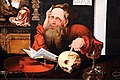 Maerten van cleve il vecchio, san girolamo nello studio, 1550-75 ca. 02.jpg