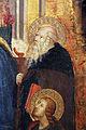 Maestro del 1416, madonna col bambino e in trono e 4 santi, 1410-15, 06.JPG