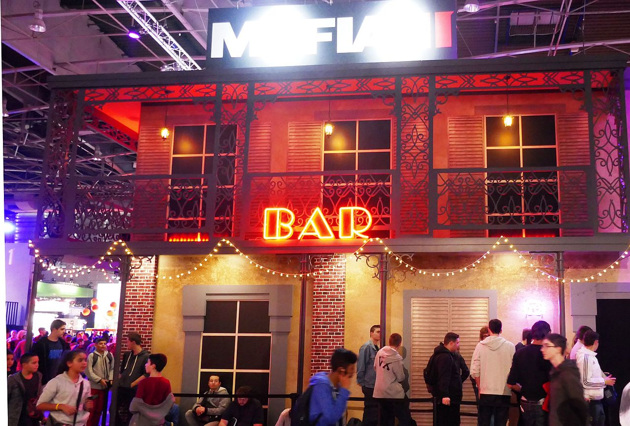 Mafia III Stand - Paris Games Week 2016.jpg