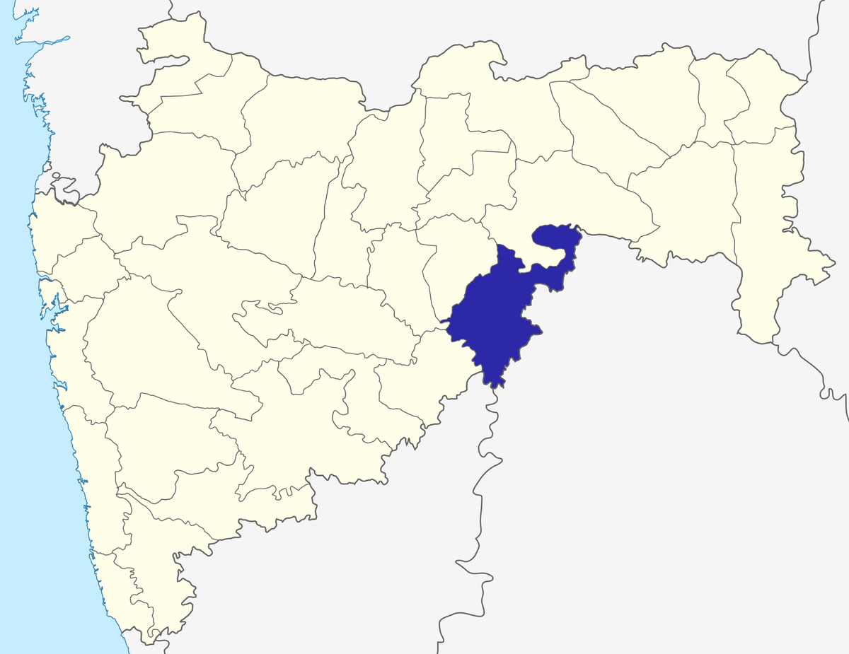 Nanded district - Wikipedia
