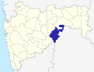 Nanded district