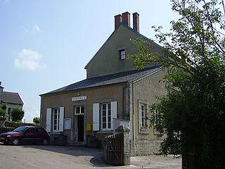 Gâcogne Commune in Bourgogne-Franche-Comté, France