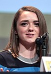 Maisie Williams, actriz nacida un 15 de abril.