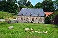 Maison normande, Bourg-Dun.jpg