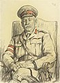 Major-general Sir Richard Cyril Byrne Haking, Kcb Art.IWMART1805.jpg