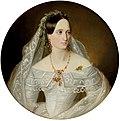 Maksymilian Antoni Piotrowski - Portret bratowej w dniu ślubu 1850.jpg