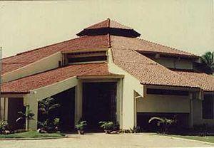 Nalanda College, Colombo - Malalasekara Theatre