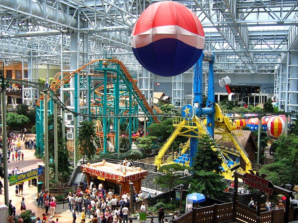 Mall of America-2005-05-29