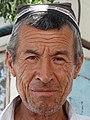 Man at Taxi Stand - Fergana - Uzbekistan (7537202682).jpg