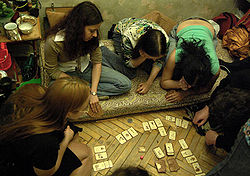 Карточные ролевые игры