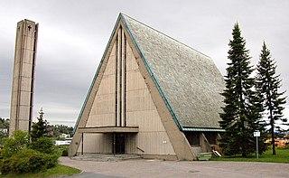 Manglerud Church Church in Oslo, Norway