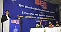 Manish Tewari addressing at the inauguration of the Broadcast Engineering Society (India) Expo- 2013 and 19th International Conference & Exhibition on Terrestrial and Satellite Broadcasting, organized by BES (India).jpg