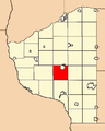 MapHighlightingTownOfSouthLancasterGrantCtWI.png