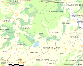 Map commune FR insee code 21343.png
