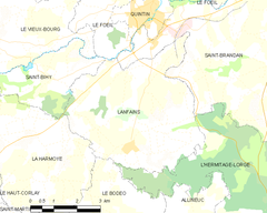 Map commune FR insee code 22099.png