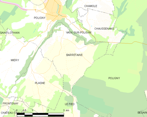 Map commune FR insee code 39040.png