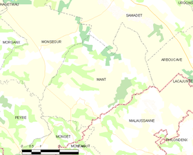 Map commune FR insee code 40172.png