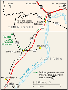 Map of Russel Cave National Monument.png