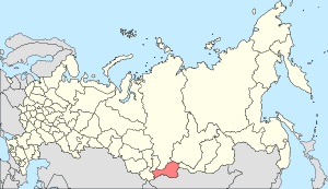 Map of Russia - Tuva Republic (2008-03).svg