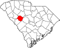 Map of South Carolina highlighting Saluda County.svg