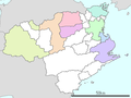 Map of cities of Tokushima prefecture.png