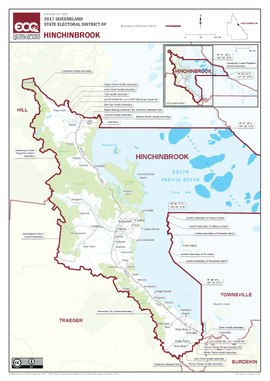Map of the electoral district of Hinchinbrook, 2017.pdf