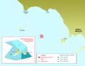 Mappa Riserva naturale statale Isole di Ventotene e Santo Stefano.png