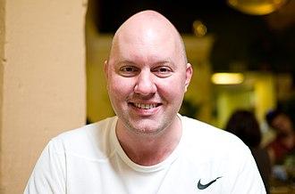 Andreessen Horowitz - Image: Marc Andreessen (1)