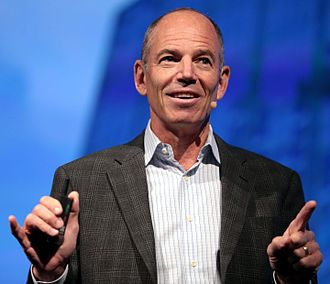 Netflix - Marc Randolph, co-founder of Netflix and the first CEO of the company.