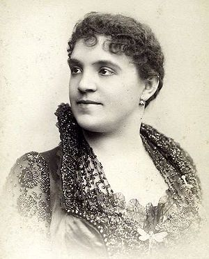Marcella Sembrich - Marcella Sembrich, photographed in the 1880s