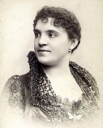 Marcella Sembrich - Marcella Sembrich, photographed in the 1880s