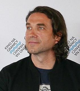 Marcin Dorociński Polish actor