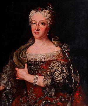 Giuseppe Troni - Image: Maria Ana de Austra Giuseppe Troni