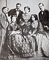 Maria Pia of Savoy and her family.jpg