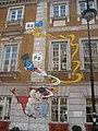 Maria Sklodowska-Curie birthplace mural.jpg