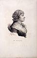 Marie-Jeanne Philipon, Madame Roland (1754-1793) Lithograph Wellcome L0023582.jpg