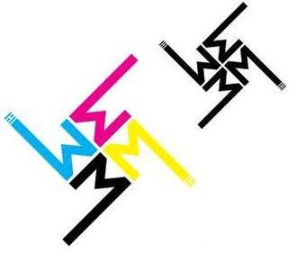 Born Villain - The band logo for Born Villain