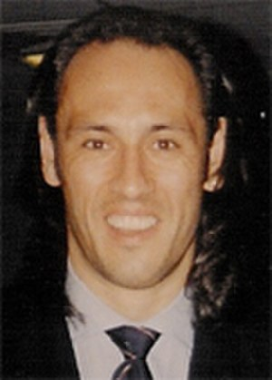 Mark Hateley - Mark Hateley in 1994