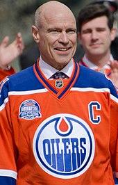 170px-Mark_Messier_2016 Mark Messier Edmonton Oilers Mark Messier New York Rangers Vancouver Canucks