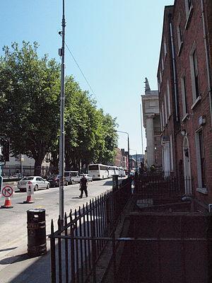 Marlborough Street, Dublin - Image: Marlborough Street, Dublin