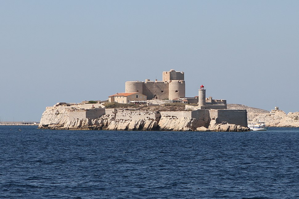 Marseille Château d'If 26