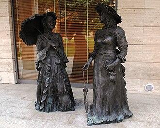 Armando Palacio Valdés - Image: Marta y María, Favila, 1999