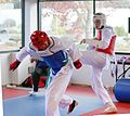 Martial arts students sparring-Santa Cruz, CA.jpg