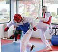 Martial arts students sparring-Santa Cruz, CA.jpg
