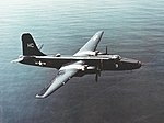 Martin P4M-1 Mercator of VP-21 in flight in the early 1950s (NH 101801-KN).jpg
